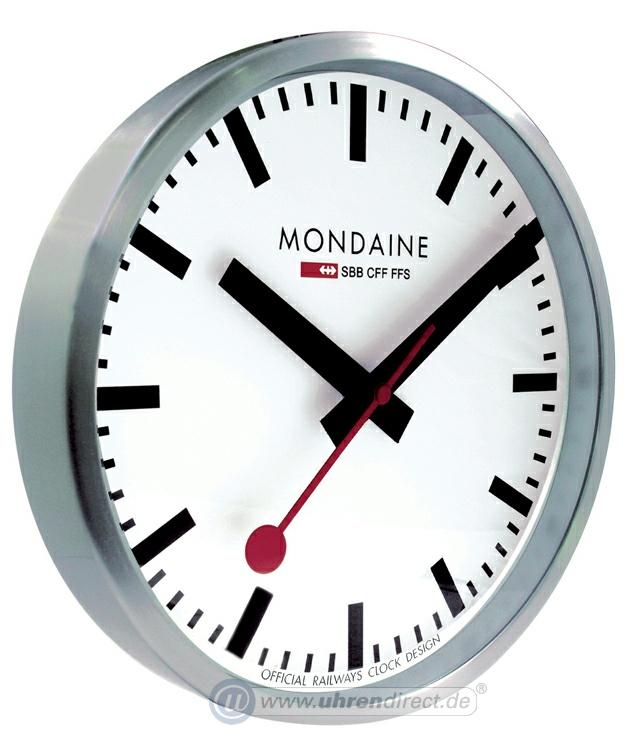 Mondaine Wall Clock 25 Cm Art A990 Clock 16sbb Uhren