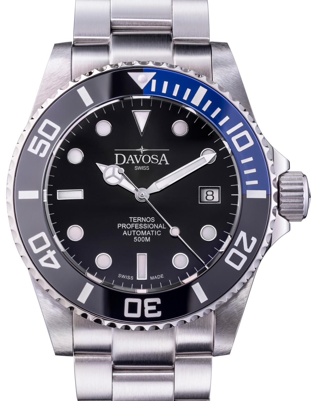 Aus Ternos 45 Professional 559 Automatic Davosa Uhren Serie Der 161 9eDH2WEYI