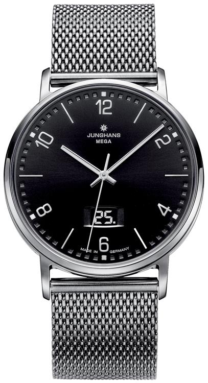 Junghans uhren 030 herren armbanduhr anytime for Boden aktionscode