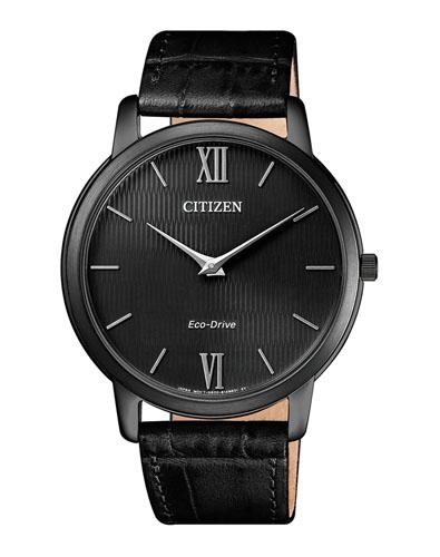 citizen uhren serie ar1135 10e eco drive herren elegant schwarz uhren. Black Bedroom Furniture Sets. Home Design Ideas