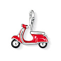 Thomas Sabo CC 0827 Anhänger Scooter CHARM CLUB Roller rot