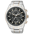 Citizen Uhren AT8017-59E Eco-Drive Radio Controlled Funkchrono Elegant bicolor