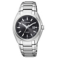 Citizen Uhren EW2210-53E Eco-Drive Lady TI+IP Super Titanium Zifferblatt schwarz