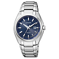 Citizen Uhren EW2210-53L Eco-Drive Lady TI+IP Super Titanium Zifferblatt blau