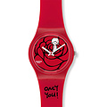 Swatch Uhr GZ 264 Gent Love Collection Catch my Heart