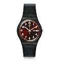 Swatch Uhr GB753 CLASSIC Gent Sir Red