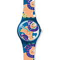 Swatch Uhr SUOZ189 Chinese New Year Special New Gent The Goat's Keeper