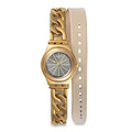 Swatch Uhr YSG139 SPRING BREEZE Irony Lady Double me