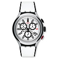 Swatch Uhr YYS4005 Irony Chrono Xlite Black Wheel