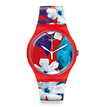 Swatch Uhr SUOR105 SURFING THE WAVE  New Gent Mister Parrot