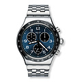 Swatch Uhr YVS423G TECH MODE New Irony Chrono Boxengasse