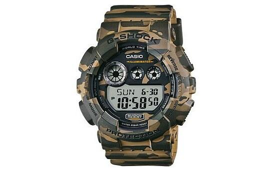 Uhren GD-120CM-5ER