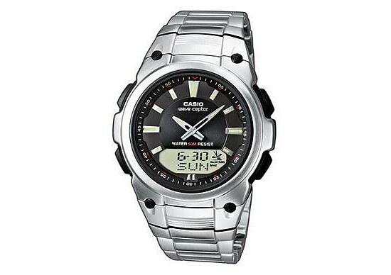 Casio Uhren Funkuhr WVA-109HDE-1AVER bei Uhrendirect - Markenuhren