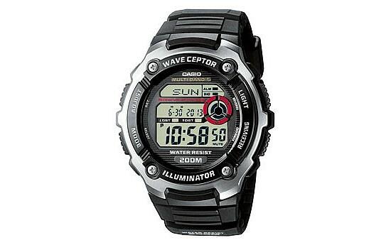 Uhren Funkuhr WV-200E-1AVEF