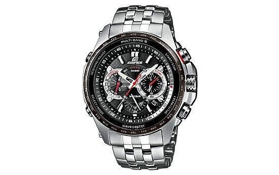 Casio Uhren Funkuhr EQW-M710DB-1A1ER bei Uhrendirect - Markenuhren