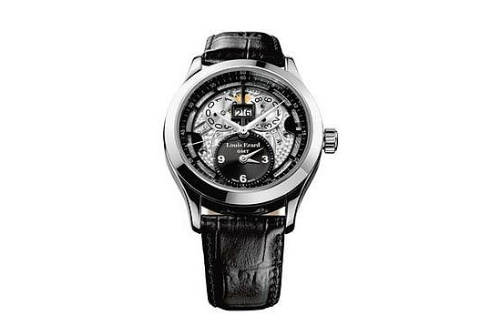 Herren-Armbanduhr von Louis Erard 1931 - 75e Anniversaire 94205AA02
