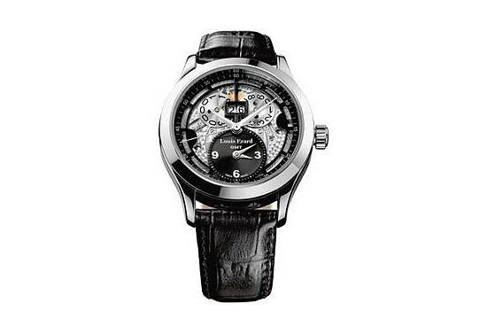 Image of Herren-Armbanduhr von Louis Erard 1931 - 75e Anniversaire 94205AA02