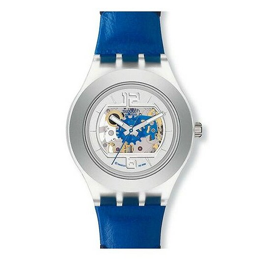 Swatch Automatic Diaphane SVDK 1014 Men Naturally! Surrounded