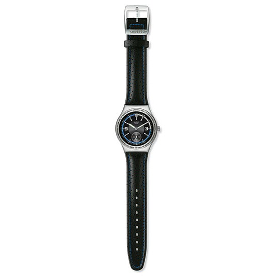 Swatch Irony Petite Seconde YPS 415 Men Naturally! Hole It