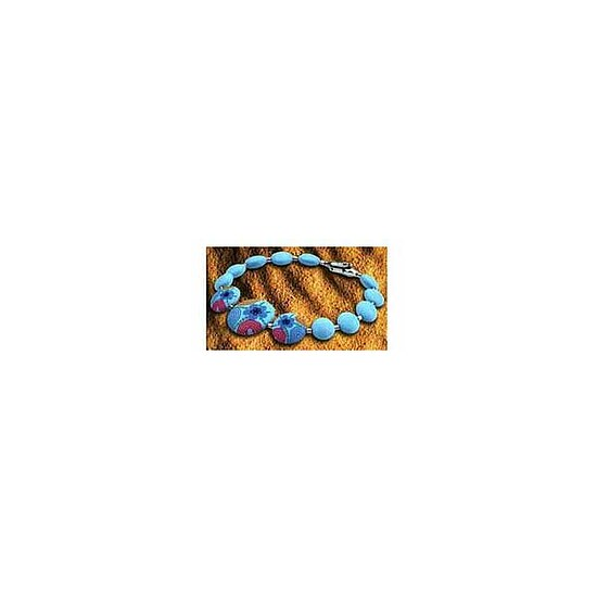 Swatch Schmuck Bijoux Bracelet JBS016 Beach Kollektion - Paint Circles Armband