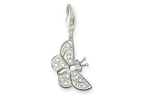 Thomas Sabo Butterfly Anhänger CC 0455 CHARM CLUB Schmetterling