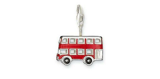 Thomas Sabo Doppeldecker CC 0495 CHARM CLUB London Bus