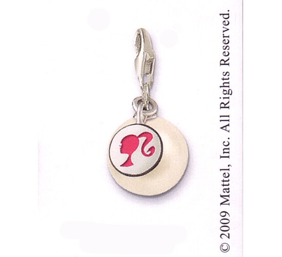 Thomas Sabo CC 0640 CHARM CLUB Perle mit Barbie™-Logo
