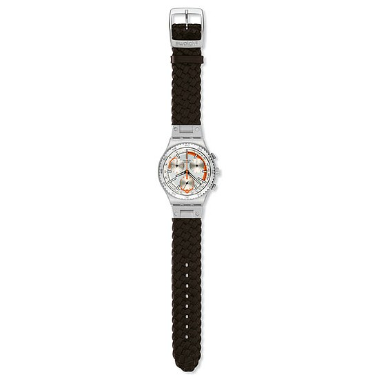 Swatch Irony Chrono Men YCS492 Sense of Nature Style Icon