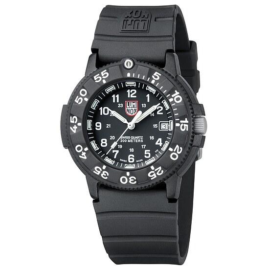 Armbanduhr von Luminox 3001 - Original Navy Seals Dive Watch Series 1