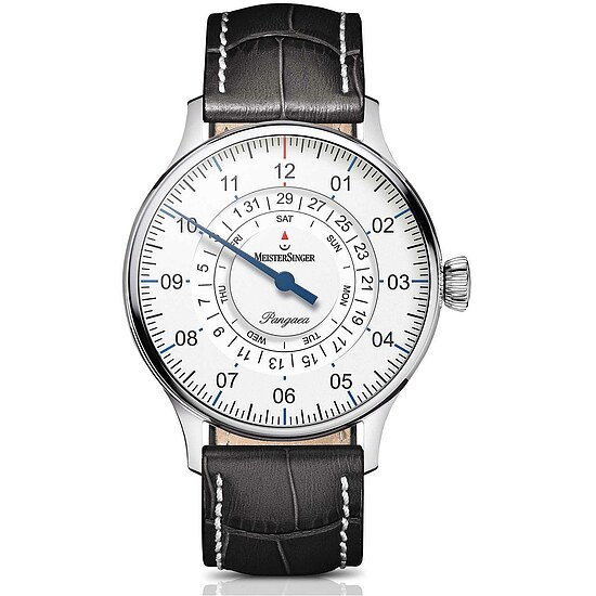 Image of Meistersinger Einzeigeruhr Automatic Pangaea DayDate PDD901