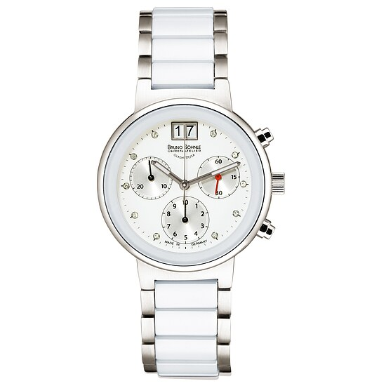 Glashütte Uhren-Serie 17-93134-952 Damenuhr Algebra IV