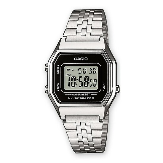 Casio Uhren Retro Collection LA680WEA-1EF