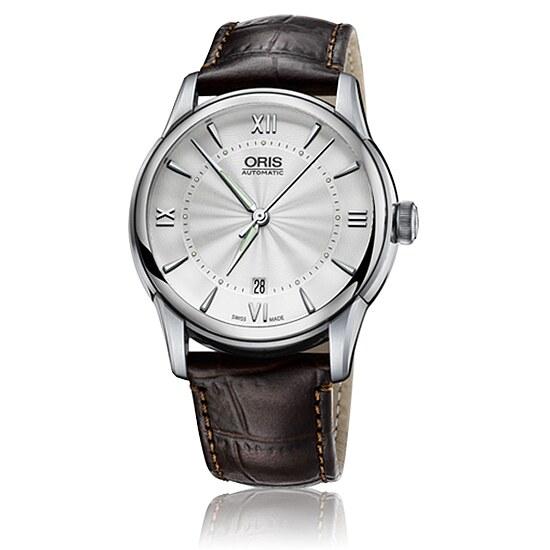 Oris Herrenuhr der Uhrenserie Culture - Oris Artelier Date 733 7670 4051