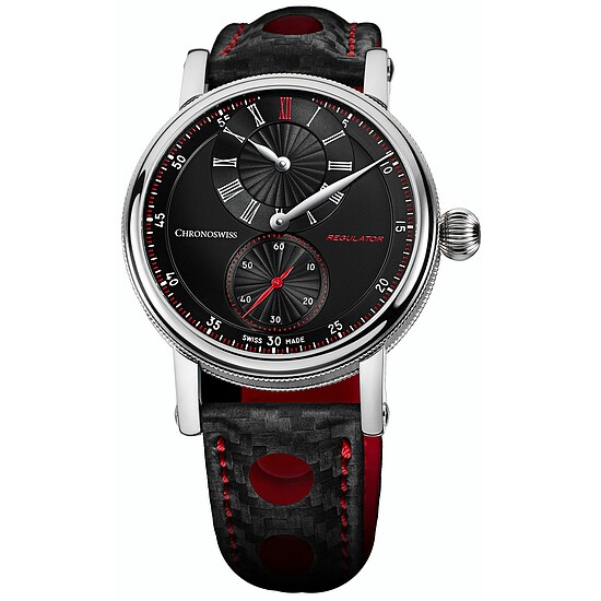 Image of Chronoswiss CH8723BK RALLYE der Serie Sirius Regulateur
