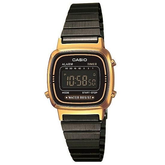 Casio Uhren Retro Collection LA670WEGB-1BEF bei Uhrendirect - Markenuhren