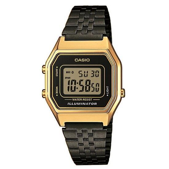 Casio Uhren Retro Collection LA680WEGB-1AEF bei Uhrendirect - Markenuhren