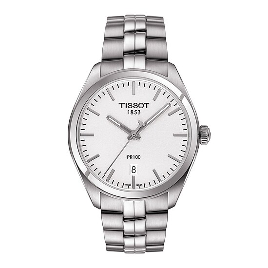 Tissot T101.410.11.031.00 Herrenuhr T-Classic der Uhren-Serie PR 100