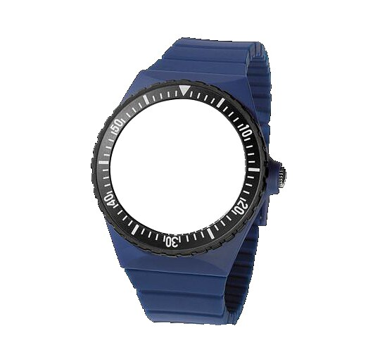 Image of Comeback of the Legendary Flipper - Fortis Colors Wechselband navy
