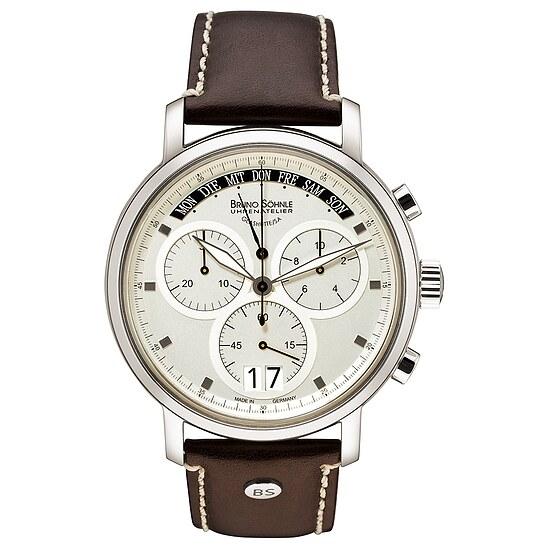 Bruno Söhnle Glashütte Uhren-Serie 17-13143-741 Herrenchronogra bei Uhrendirect - Markenuhren
