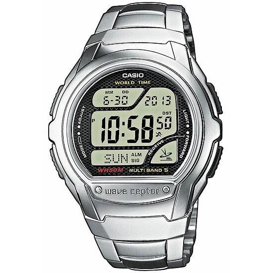 Uhren Funkuhr WV-58DE-1AVEF