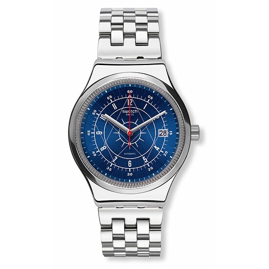 Swatch Uhr YIS401G SISTEM51 Irony Automatic Sistem Boreal