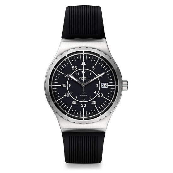 Swatch Uhr YIS403 SISTEM51 Irony Automatic Sistem Arrow
