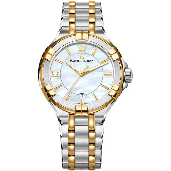 Damenuhr AI1006PVY13160-1 der Uhrenserie Aikon