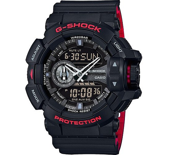 Casio Uhren G-Shock GA-400HR-1AER