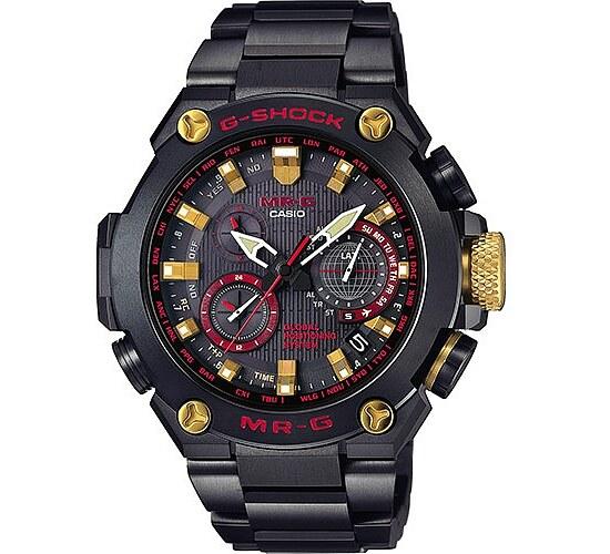 Casio Uhr G-Shock MRG-G1000B-1A4DR Premium Supe...