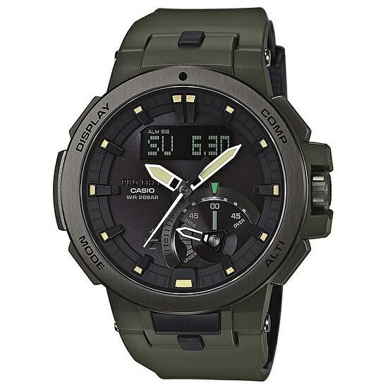 Uhren Pro Trek PRW-7000-3ER Middle Teton