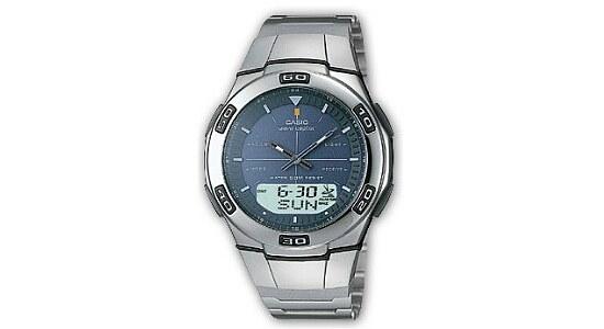 Casio Uhren Funkuhr WVA-105HDE-2AVER bei Uhrendirect - Markenuhren