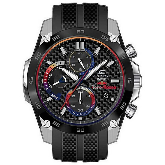 Uhren Edifice EFR-557TRP-1AER Scuderia Toro Rosso