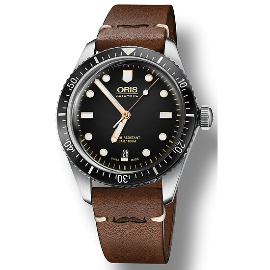 Oris Sixty-Five Divers 73377074084 SET Movember...