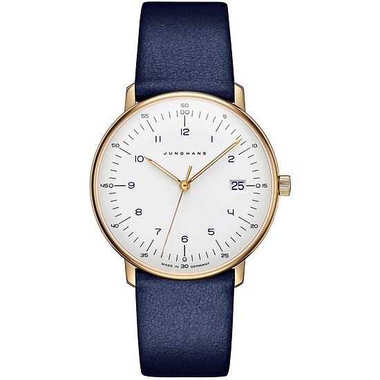 Junghans Uhren-Kollektion 047/7851.00 max bill by Junghans Damen